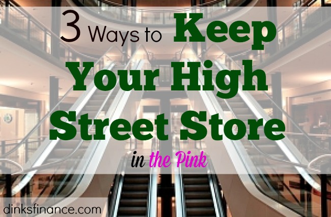 high street store, physical stores, boutiques