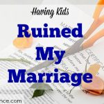 divorce, ruined marriage, destroyed relationship