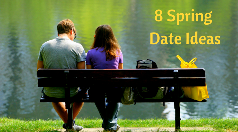 8 Spring Date Ideas