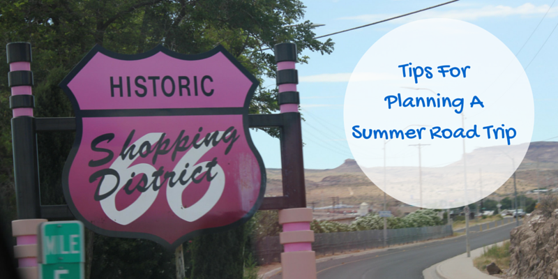 Planning a summer road trip