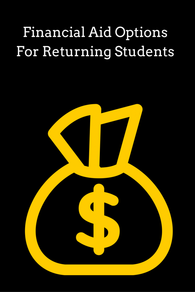 Financial Aid OptionsFor Returning Students
