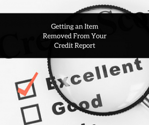 credit removal