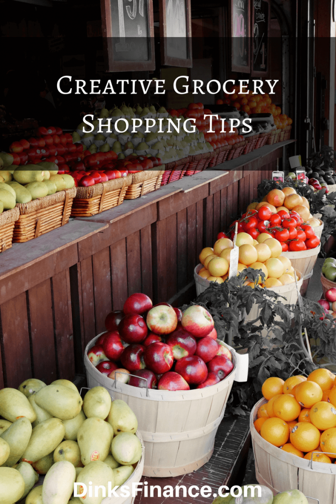 Creative Grocery Shopping Tips