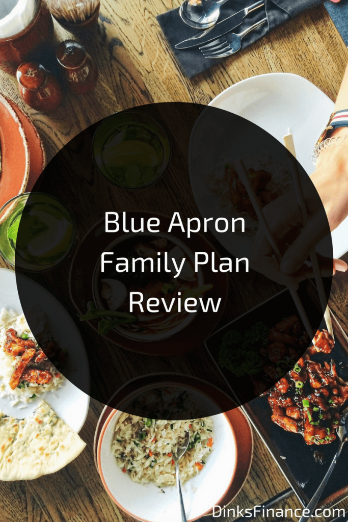 Blue Apron Family Plan Review