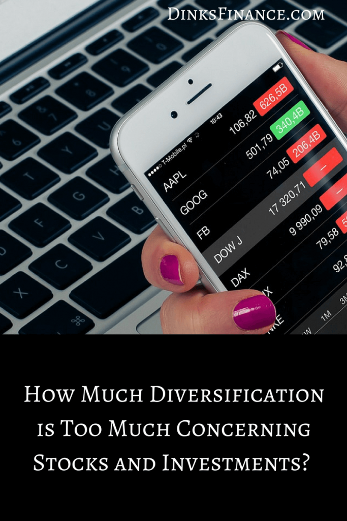 How Much Diversification is Too Much Concerning Stocks and Investments?