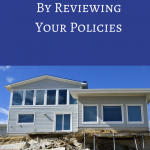 reviewing policies, saving money on policies, insurance policy tips