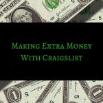 selling on Craigslist, making money on Craigslist, side hustle on Craigslist