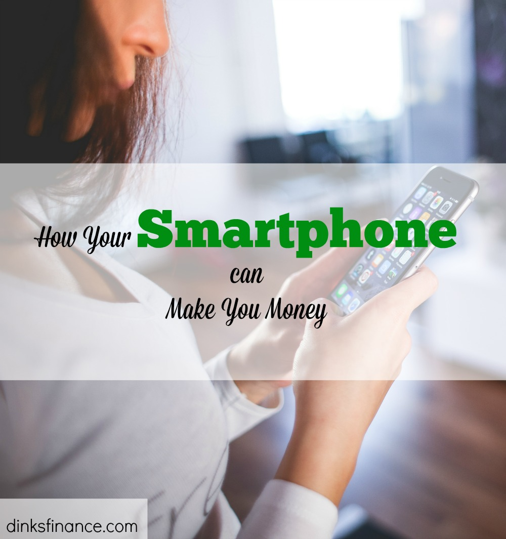 making extra money, using your smartphone to make money, make money on smartphones