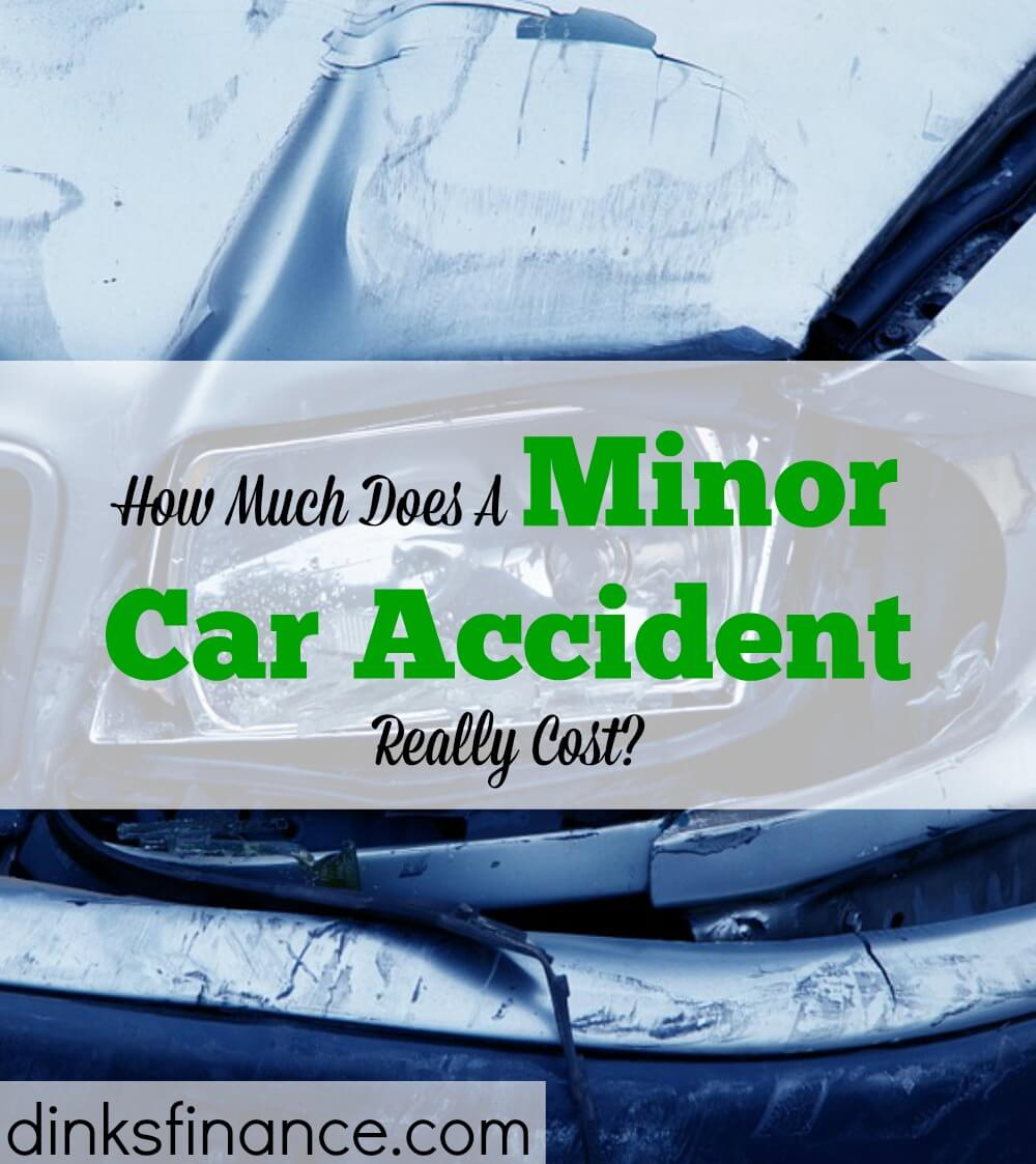 costs of a minor car accident, minor car accident advice, minor car accident expenses