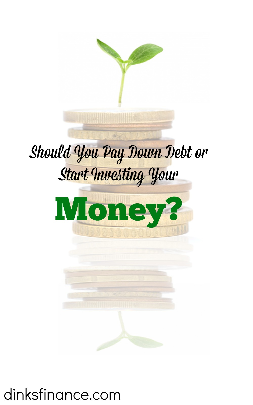 paying down debt, investing money, financial advice