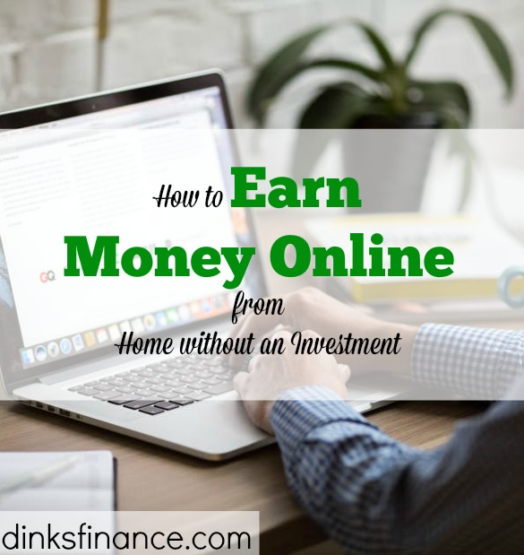 earning money tips, earn money online, no investment needed