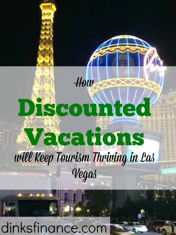 Las Vegas tourism, vacation in Las Vegas, discounted vacations