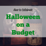 halloween, spending money on halloween, frugal halloween