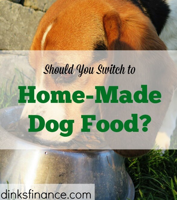 dog food tips, homemade dog food option, switching to homemade dog food