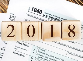 2018 tax changes