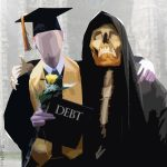 Student loan defaults may trigger the next economic collapse.