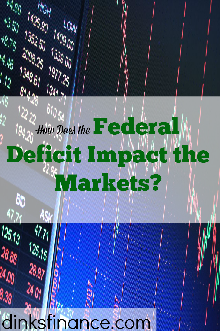 stock market talk, federal deficit, stock market impact