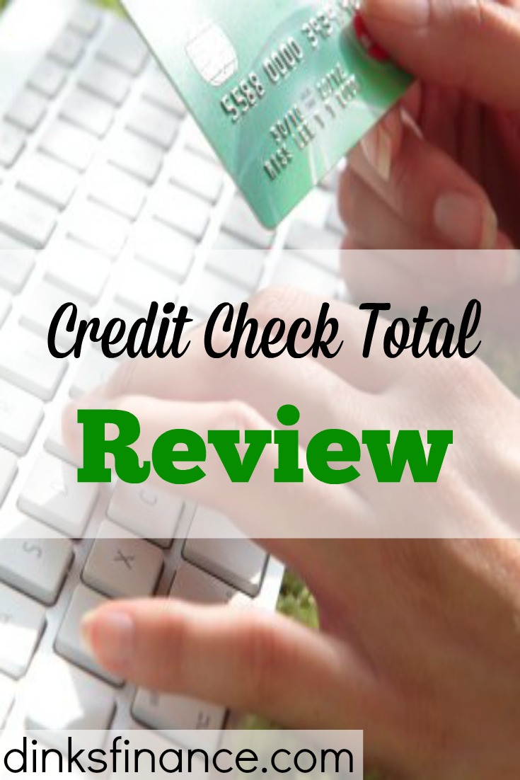 using Credit Check Total, Credit Check Total, trying out Credit Check Total