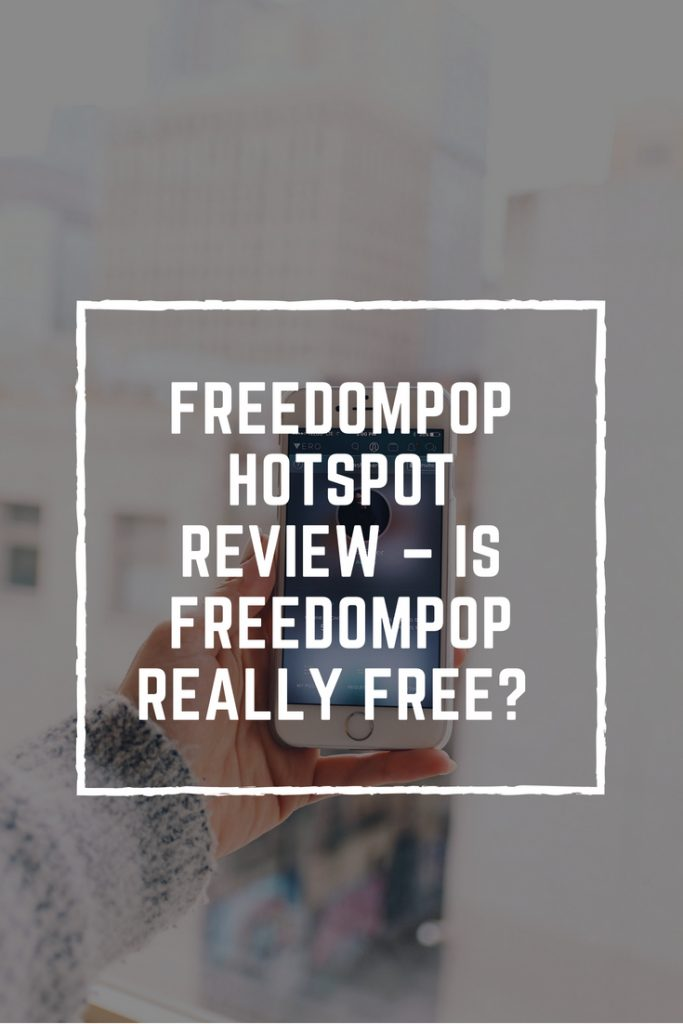 Is FreedomPop Really Free? - My FreedomPop Hotspot Review - Dual