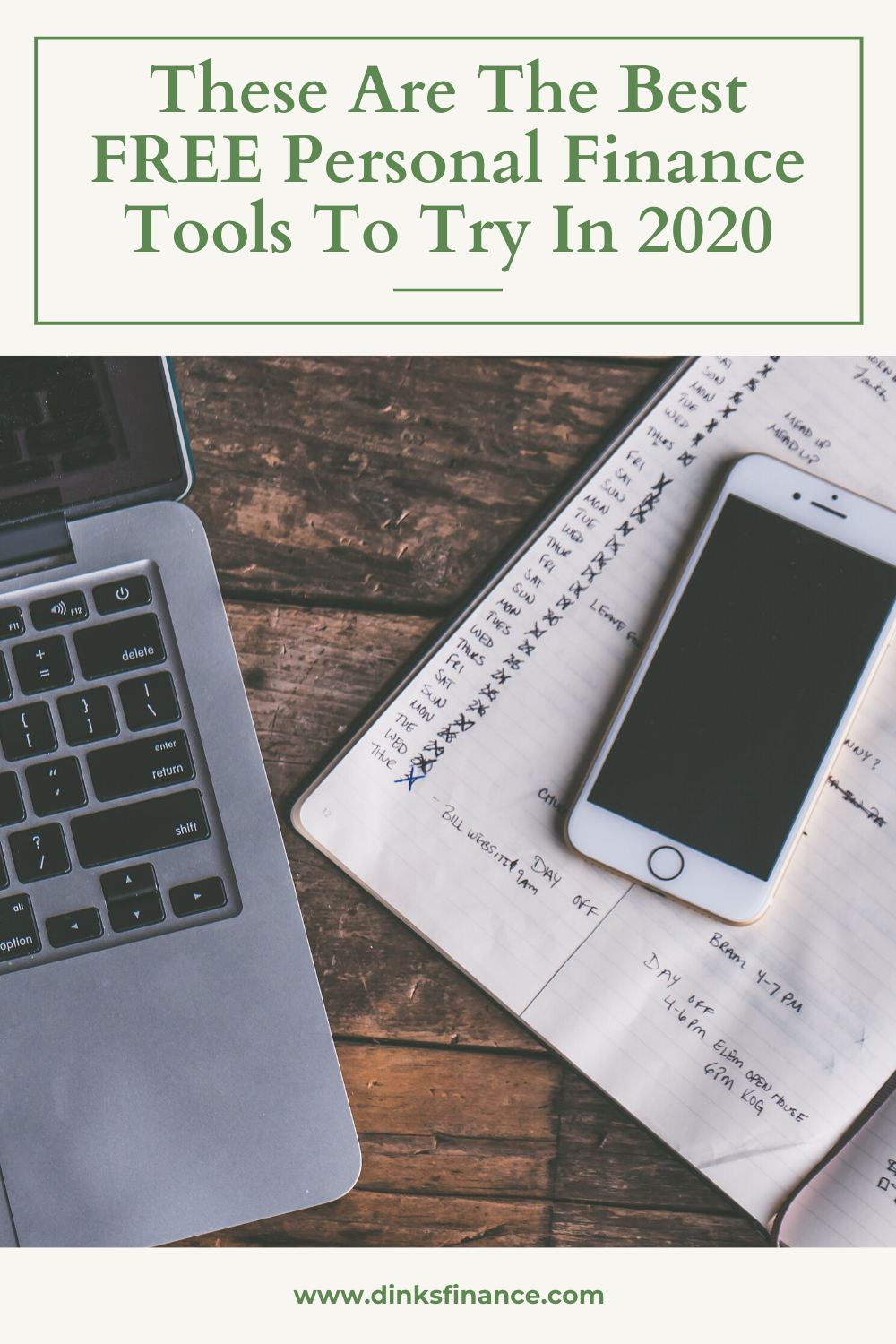 FREE Personal Finance Tools