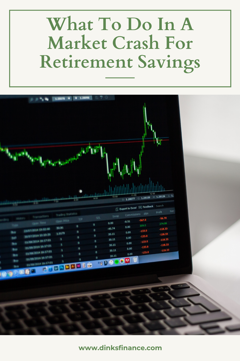 What To Do In A Market Crash For Retirement Savings