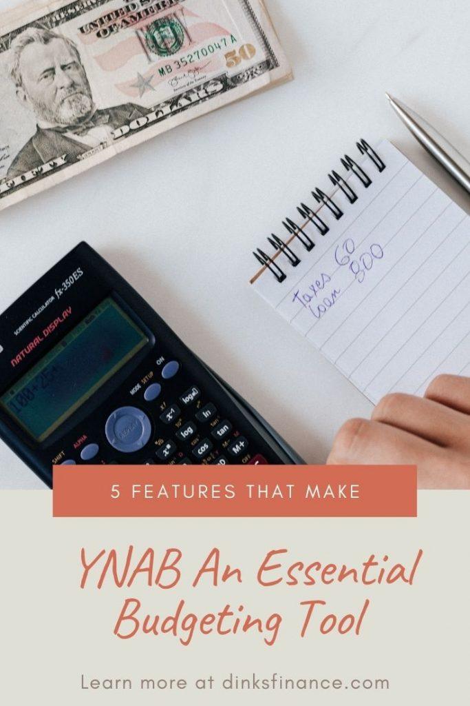 Recursos que tornam o YNAB uma ferramenta essencial para orçamentos
