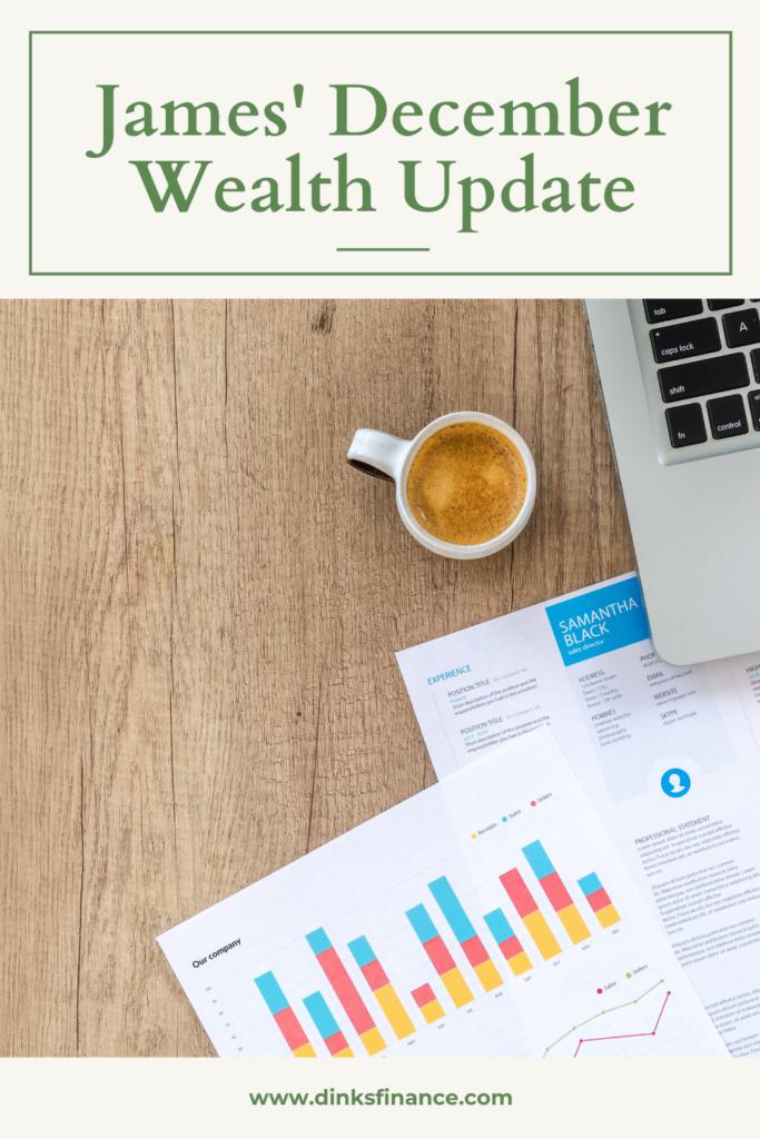 James' December Wealth Update