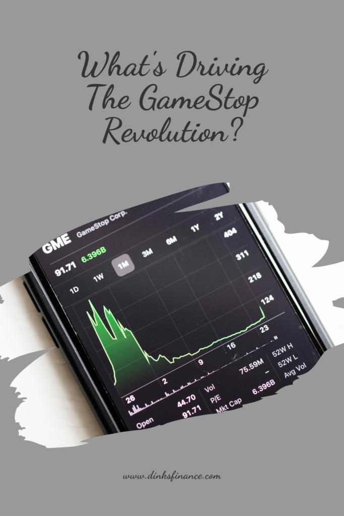 What's Driving The GameStop Revolution