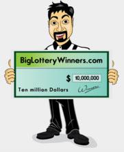 Tino at Big Lottery Winners